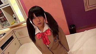 طوكيو الساخنة se107 Yui -- فقدت العذرية