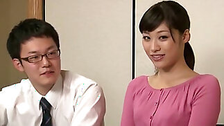 Miki Sunohara is a Cheating Asian Wife