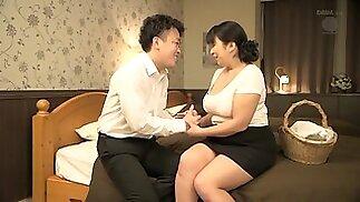 سخونة فتاة اليابانية في مجنون HD، ناضجة JAV الفيديو