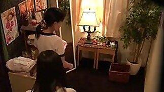 Japanese Wife Massage