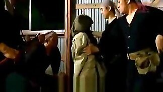 Captured japanese women abused and gangbanged by soldiers